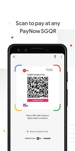 Google Pay - a simple and secure payment app screenshot 3