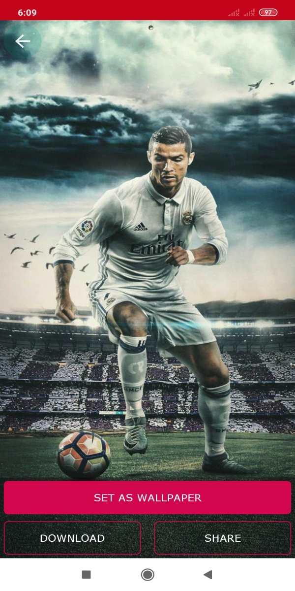 Ronaldo Wallpaper HD 7 تصوير الشاشة