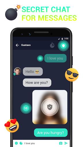 Messenger - Messages, Texting, Free Messenger SMS 5 تصوير الشاشة