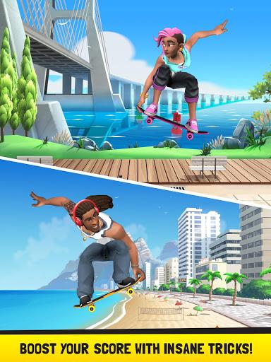 Flip Skater 9 تصوير الشاشة