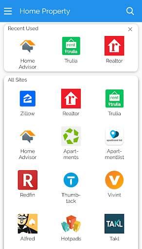Homes for Rent, Sale - Real Estate screenshot 2