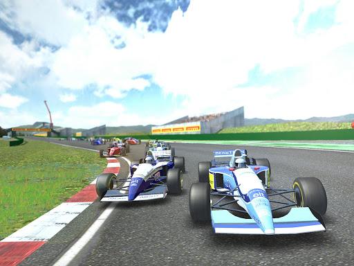 Formula Classic - 90's Racing screenshot 7