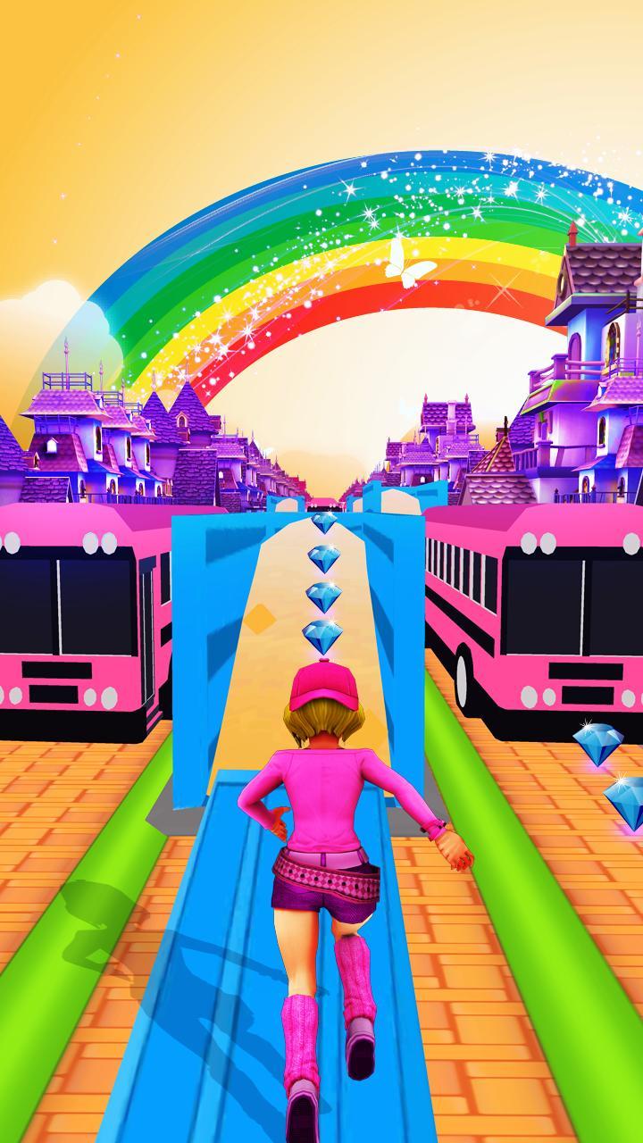 Amazing Royal Princess: Adventure Running screenshot 2