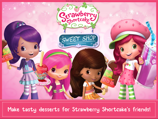 Strawberry Shortcake Sweet Shop screenshot 7
