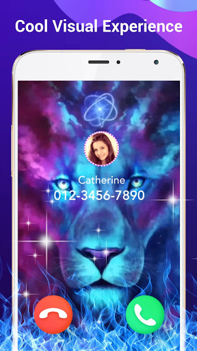 Color Call Flash- Call Screen Call Phone LED Flash screenshot 3