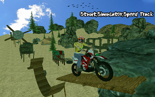 Ramp Bike Impossible Bike Stunt Game 2020 screenshot 7
