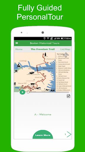 Boston Historical Tours screenshot 1