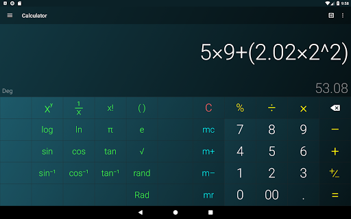 Multi Calculator screenshot 19