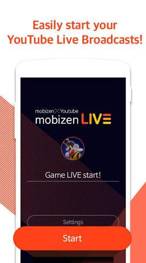Mobizen Live Stream for YouTube - live streaming screenshot 4