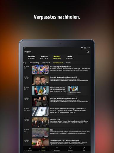 ORF TVthek: Video on demand screenshot 8