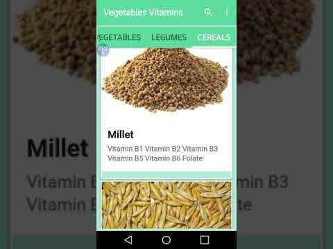 VEGETABLES VITAMINS screenshot 1