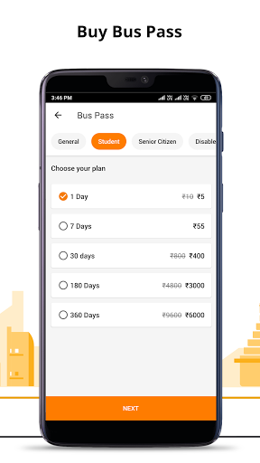 Chalo - Live bus tracking App screenshot 4