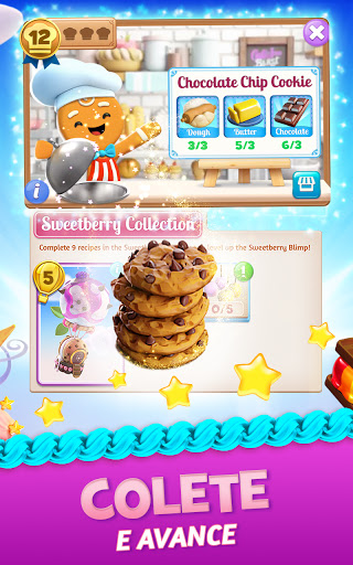 Cookie Jam Blast™: combinar 3 e quebra-cabeça screenshot 4