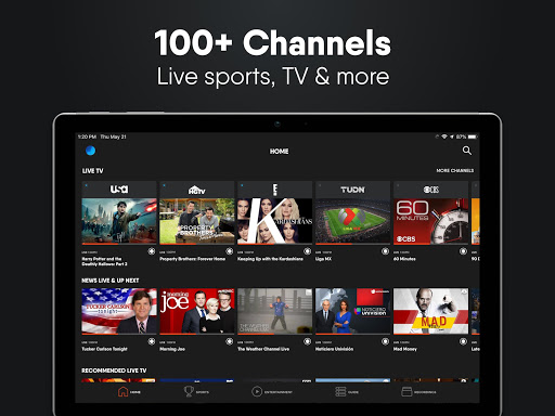 fuboTV: Watch Live Sports, TV Shows, Movies & News 15 تصوير الشاشة