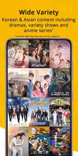 Viu: Korean Drama, Variety & Other Asian Content screenshot 2