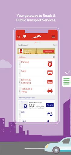 RTA Dubai screenshot 1