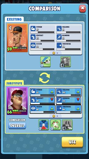 World BaseBall Stars screenshot 5