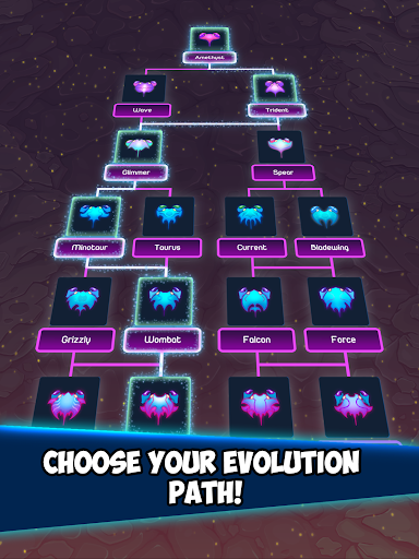 Crab War : Idle Swarm Evolution 22 تصوير الشاشة