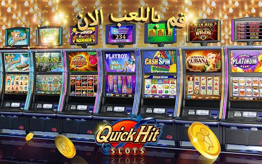 ألعاب ملهى Quick Hit - لعب ماكينات حظ مجانية 13 تصوير الشاشة