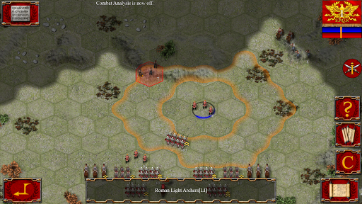 Ancient Battle: Rome 1 تصوير الشاشة
