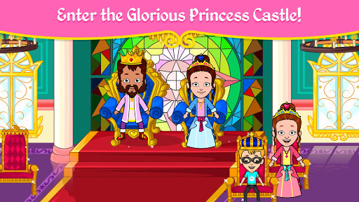 مدينة الأميرات - ألعاب بيت العرائس للأطفال 15 تصوير الشاشة