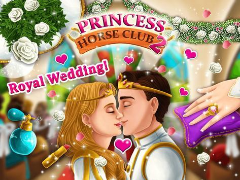 Princess Horse Club 2 स्क्रीनशॉट 7