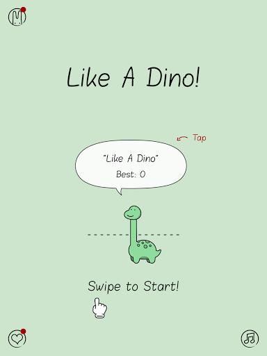 Like A Dino! screenshot 9