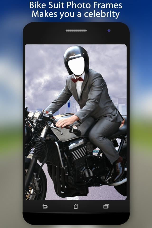 Bike Photo Suit screenshot 4