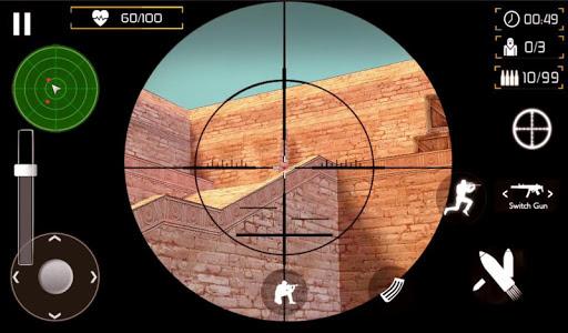 Counter Terrorist Fire Shoot 5 تصوير الشاشة