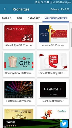 NexMoney App Wallet: Innovative Ways Of Earning... screenshot 6