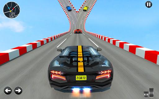 Ramp Car Racing Stunt Games: Free Car Games 2021 screenshot 2