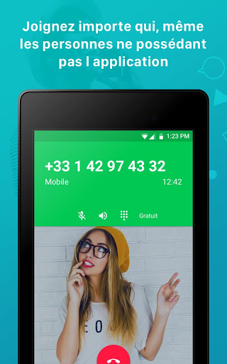 Nextplus SMS Gratuits   Appels screenshot 9