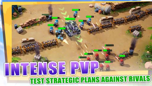 Top War: Battle Game screenshot 2