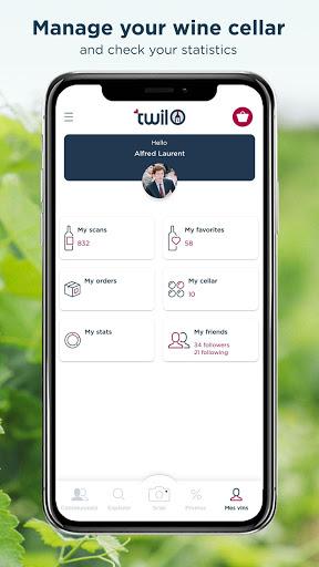 TWIL - Scan and Buy Wines 4 تصوير الشاشة