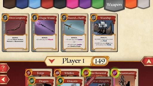 WizKids Games Companion screenshot 2