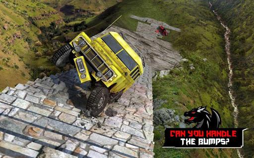 Cruiser Car Stunts: Dragon Road Driving Simulator screenshot 15
