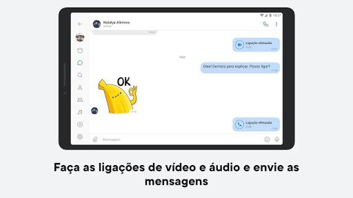 VK — rede social e chamadas screenshot 6