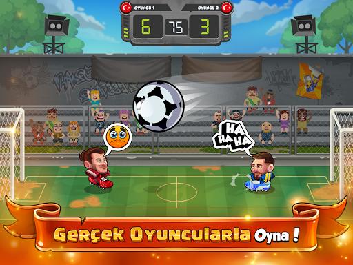 Kafa Topu 2 - Online Futbol Oyunu screenshot 8