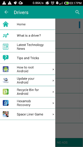 USB Driver for Android Devices screenshot 5