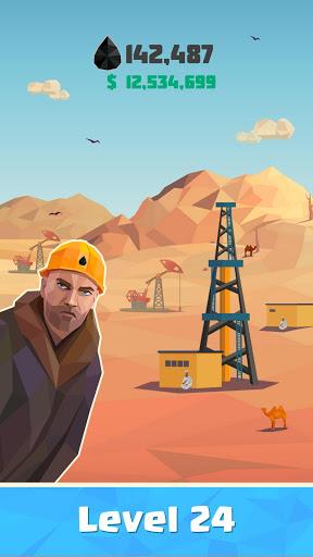 放置石油王:ガソリン工場シミュレーター screenshot 2