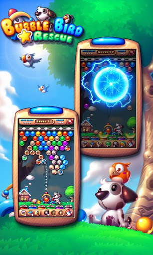 Bubble Bird Rescue screenshot 1