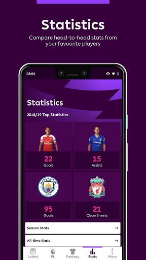 Premier League - Official App screenshot 4