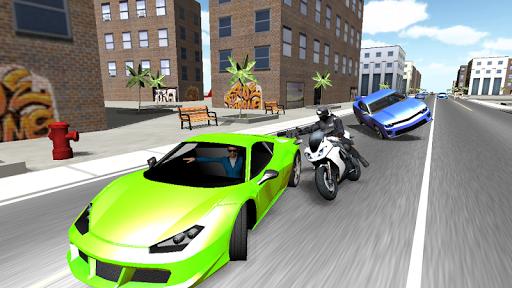 Moto Fighter 3D screenshot 2
