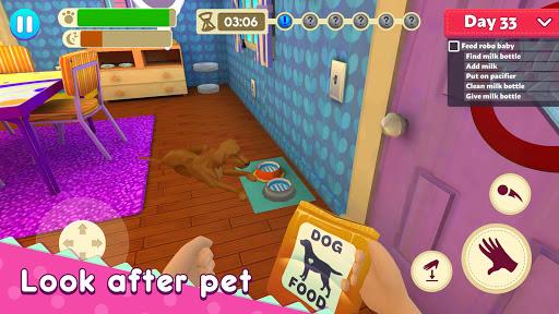 Mother Simulator: Happy Virtual Family Life 5 تصوير الشاشة