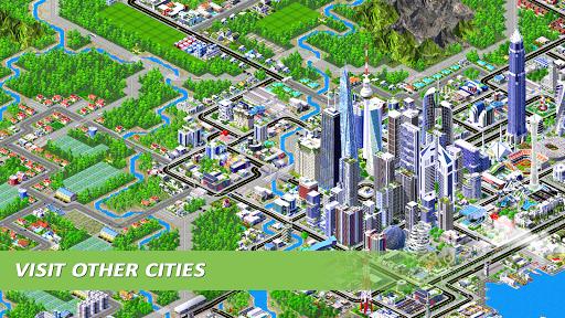 Designer City: building game screenshot 5