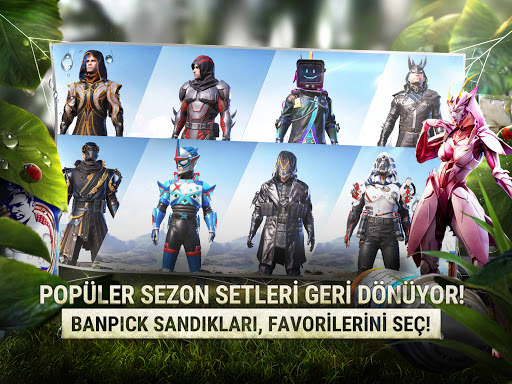 PUBG MOBILE - Serüven screenshot 11