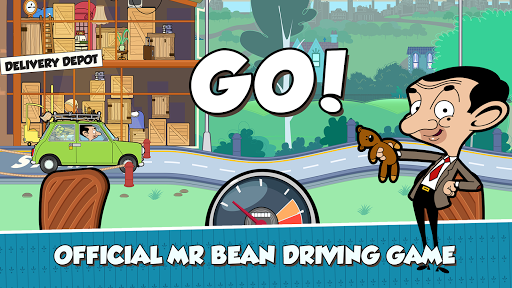 Mr Bean - Special Delivery screenshot 2