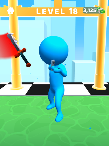 Sword Play! Ninja Slice Runner 3D screenshot 16