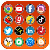 Click Browser Uc - Social Browser, Web Browser icon