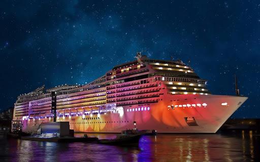 Ship Games Simulator : Ship Driving Games 2019 screenshot 4